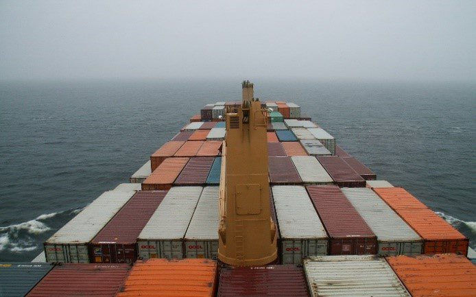 Contrecoeur port terminal expansion project - Marine transportation aspects