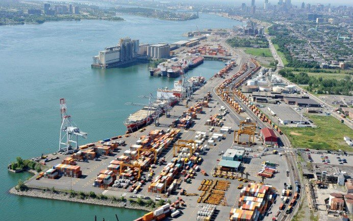 Development of a security awareness tool (video) for the Port of Montréal